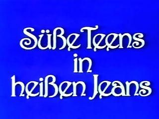 Antique Susse Gals In Heissen Jeans