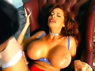Donita Dunes Boobcage Four Scene Two