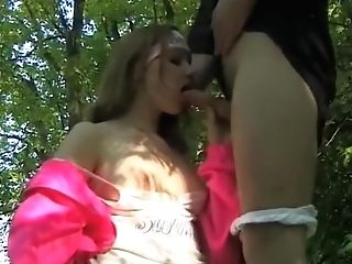 Strawberry Nubile Gets Fucked