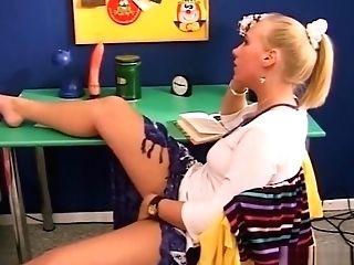 Retro Hard-core Act With Big-chested Teenage Cora Taking Hard Prick