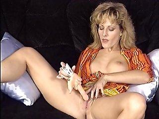 Mummy Is Playing With A Jokey Magic Wand.
