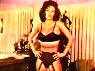 Smooch Smooch Bang Bang Antique Matures Striptease Stockings