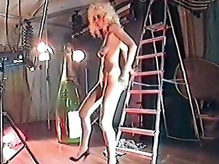 Down Down - Antique Blonde Taut Jeans Jeans Unclothe Dance