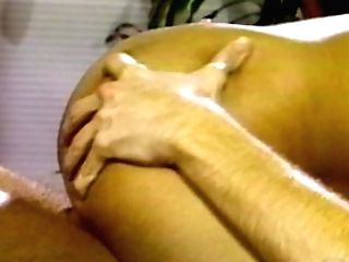 Hot Big-chested Black Chick & Giant Milky Dick