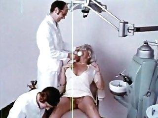 Mrs Harris' Cavity & Cousin Pauline ( Two Antique 70's Films )