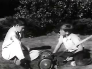 Antique Orgy Education - (1957) As Boys Get Bigger