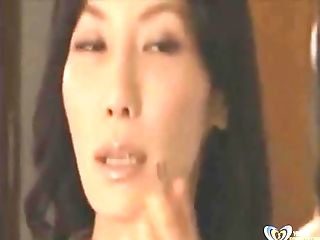 Japanese Cougar And Dude In Home Alone Vintagepornbay.com