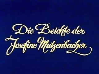 Die Beichte Der Josefine Mutzenbacher