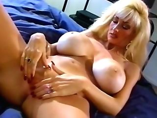 Huge-chested Porno Starlets