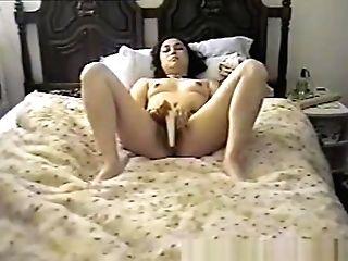 Antique Latina Nudie Onanism Reel 1970s Carmen