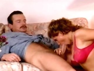 Big Tits 80s German Retro Chick Does Deep Blowage And Likes Gonzo Fuck