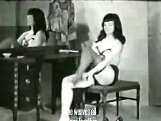 "Bettie Page X Betty Page - ""wicked For Days"" Music Movie Spells And Curses"