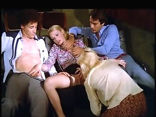Ondees Brulantes (1978) - Brigitte Lahaie - French Antique