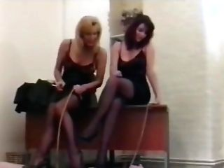 Office Nymphs & Railing Mistresses Brit Female Dominance Cruella Abased Fuck Toy