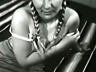 Glamour Nudes 509 1960's - Scene Trio