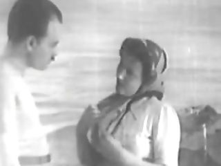Antique Erotica Circa 1930 - Black Milky Movie