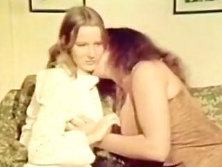 Weekend Roulette 1973 Lez Scene