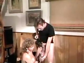 Horny Old-school Porno Clip From The Golden Century