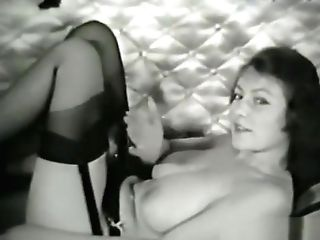 Erotic Nudes 605 50s And 60s - Scene Three
