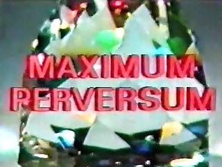 Maximum Perversum: Thirst Nach Liebe 1