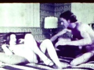 John Holmes And Linda Mcdowell Antique Loop