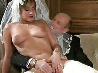 Hot Bride German Retro Old School Film - 1989 Year