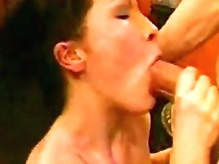 Old Times German Women Love To Deep Throat Big Spears And Facial Cumshot Pop-shots