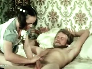 Retro Sex Industry Stars Demonstrating Their Stuff