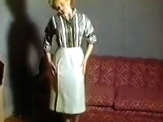 Woman - Antique Stockings Striptease Music Movie