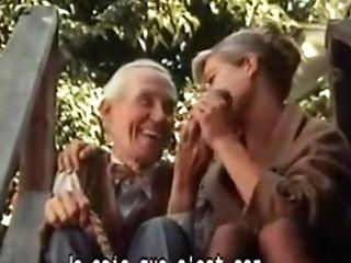 Amazing Old-school Porno Movie From The Golden Era
