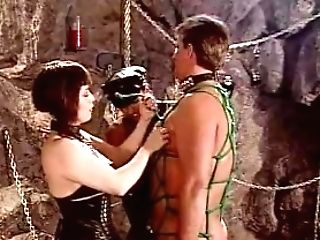 Hank Armstrong & Anna Malle From Portrait Of A Domina(1999)