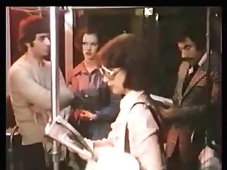 Gang-bang In Subway With Brigitte Lahaie