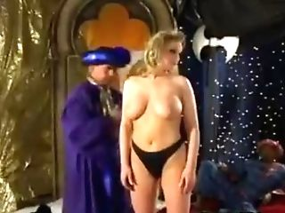 Incredible Classical Porn Industry Star With Natural Globes Comes To Orgy