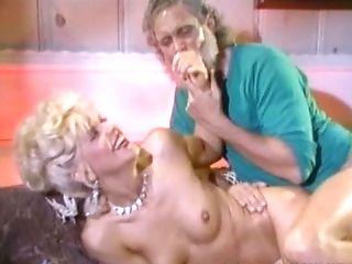 Old Man In Retro Pornography Movie