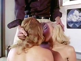Fabulous Facial Cumshot Retro Movie With Alan Colberg And Rocky Johnson