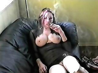 Best First-timer Big Tits, Smoking Xxx Movie