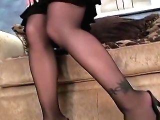 Sexy Antique Pantyhose