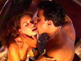 Latina Beefcake Smooches And Fucks Amazing Big-titted Model
