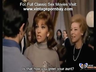 Hot Aunt-in-law And Cousin Antique Romp Scene vintagepornbay.com