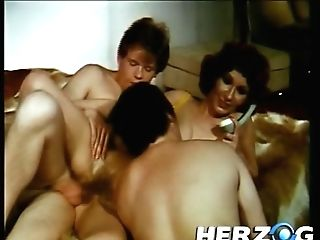 Two Bitches With Nice Natural Boobies Get Fucked By Two Dudes