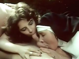 Horny Retro Hookup Clip From The Golden Age