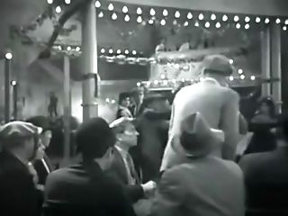 Clip From Famkoous 1930 French Film! Of 'duo Dancing Java In Dancehall