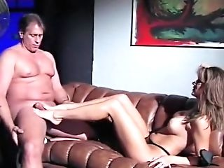 Hank Armstrong And Coral Sands Hot Scene From Foot Worship Fantasies