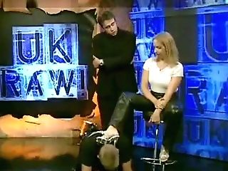 Uk Raw - Foot Worship