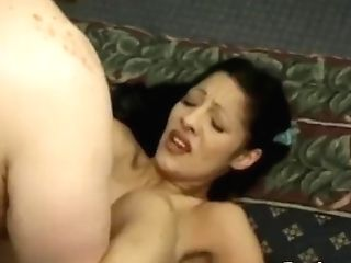 Lovely Honey Honey Assfucked Passionately Before Jizz Bathroom