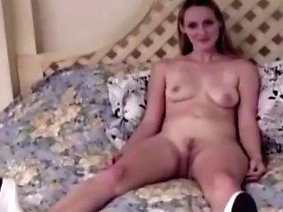 Retro Unexperienced Cockriding Before Sucking