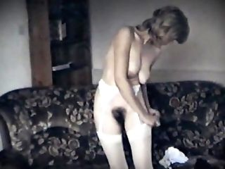 Lonely Heart - Antique Saggy Tits Hairy Labia Beauty