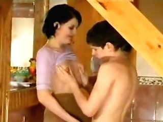 Mom Tempts Sonny To Fuck