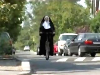 Nun Double Penetration Fucked